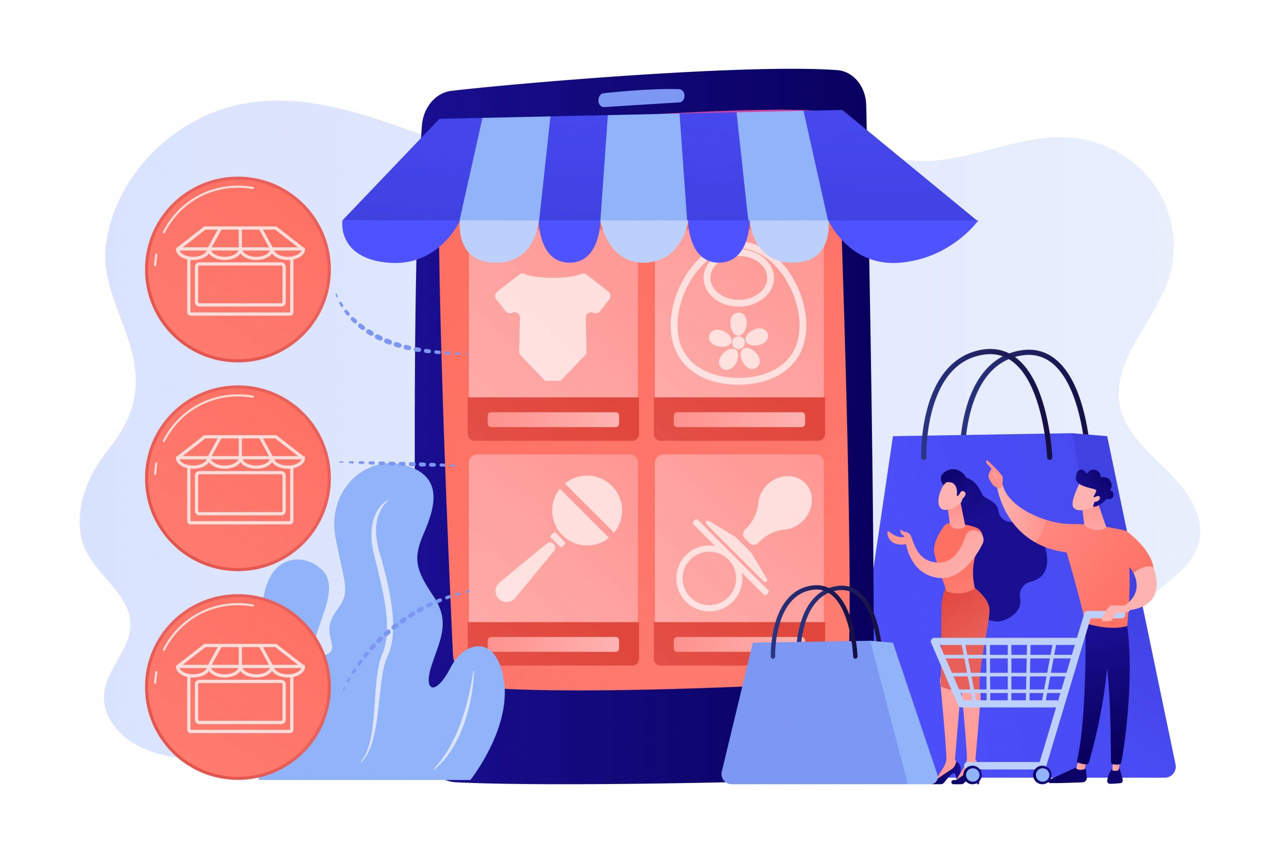 Top 3 Online Marketplaces for Retailers